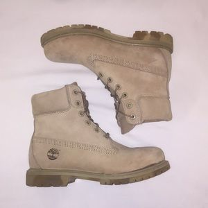 Nude (Camo Sole) Timberlands **Limited edition**